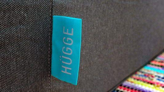 Hugge mattress branding