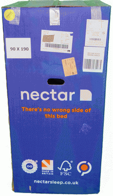 Nectar Mattress Box