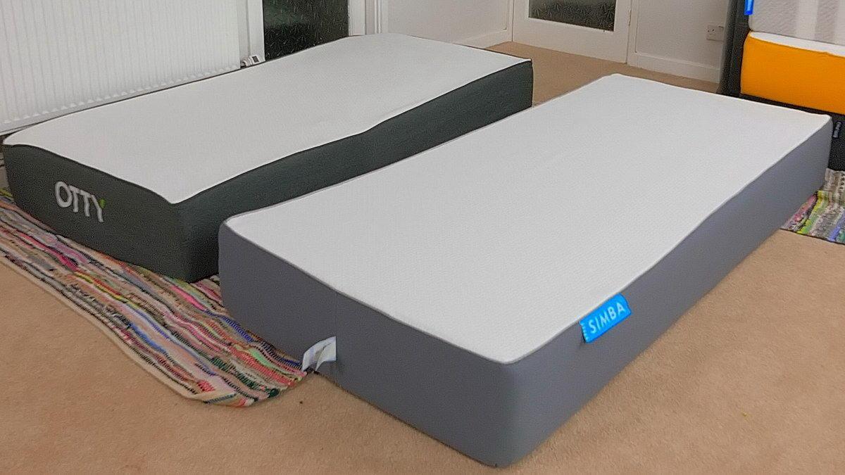 Simba or Otty mattress